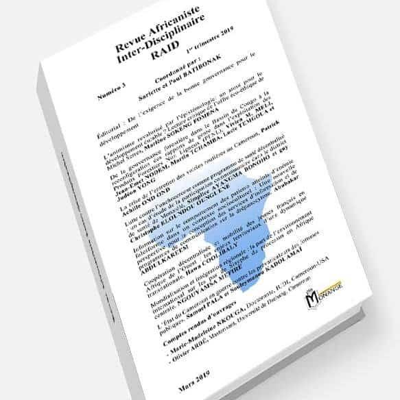 Revue Africaniste Inter-Disciplinaire RAID 3