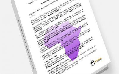 Revue Africaniste Inter-Disciplinaire RAID 5