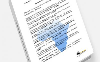 Revue Africaniste Inter-Disciplinaire RAID 9